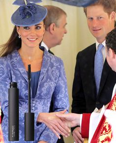 The Duchess of Cambridge looked dewy and fresh as always at the Duke of Edinburgh's 90th birthday service at St. George's Chapel. Get Kate Middleton's makeup look from her eyes to her lips from celebrity makeup artist and hairstylist Alma, of the Alma G Salon in NYC.