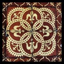 Resultado de imagen de azulejo medieval