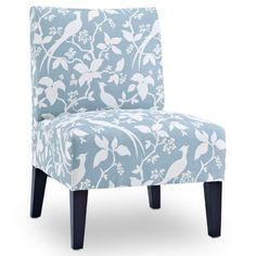 Monaco Accent Chair - Bardot, Robins Egg