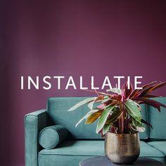 Muurverf Kleuren Collectie | Home Made By