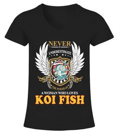 """# KOI FISH Animals Lover .  HOW TO ORDER:1. Select the style and color you want2. Click """"Buy it now""""3. Select size and quantity4. Enter shipping and billing information5. Done! Simple as that!TIPS: Buy 2 or more to save shipping cost!This is printable if you purchase only one piece. so don't worry, you will get yours.Guaranteed safe and secure checkout via: Paypal 