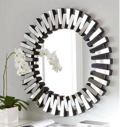 Modern mirror