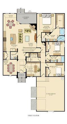 #Lovely Floor Plan