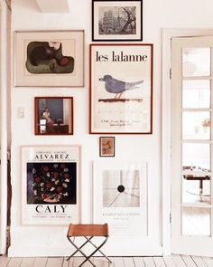 inspiring home gallery wall. / sfgirlbybay , inspiring home gallery wall. / sfgirlbybay , home //. Decoration Inspiration, Interior Inspiration, Decor Ideas, Wall Ideas, Frames Ideas, Inspiration Wall, Diy Ideas, Living Room Accessories, Home Accessories