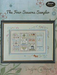 Jeannette Douglas Designs - The Four Seasons Sampler
