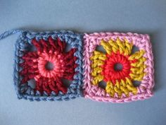 Tutorial for little coat squares by Lucy (attic24). Thanks so for sharing xox