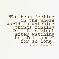 Best Feeling in the Whole World | Live Life Happy | Bloglovin'