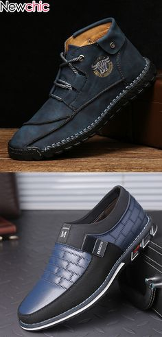 Men Leather Shoes & Dress Outfits for Hype Shoes, Men's Shoes, Shoe Boots, Leather Shoes Brand, Leather Men, Mens Boots Fashion, Sneakers Fashion, Womens Fashion, Best Shoes For Men