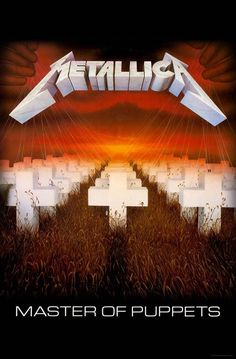 METALLICA | Master of puppets - Nuclear Blast