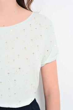 Tee shirt fyogi eau - t-shirt - des petits hauts 2
