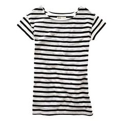Madwell stripe tunic