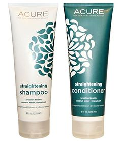 This bundle includes one Acure Organics Coconut Hair Straightening All Natural Shampoo and Acure Organics Coconut Hair Straightening All Natural Conditioner naturally formulated with a brazilian kera. Natural Shampoo And Conditioner, Organic Shampoo, Argan Oil Hair, Hair Oil, Men's Hair, Acure Organics, Keratin Complex, Coconut Hair, Oil For Hair Loss