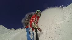 Freeride Action mit Freeride Hotspot Snowboard, Mount Everest, Action, Group Action