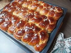 Challah, Cake Cookies, Cookie Recipes, Banana Bread, French Toast, Food And Drink, Sweets, Baking, Breakfast