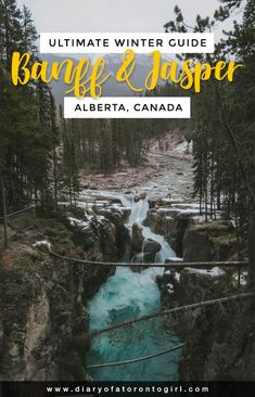 Planning a visit to Banff and Jasper National Parks in Alberta? Here's the perfect winter weekend guide and itinerary, featuring the best things to do in Banff and Jasper during the winter! Banff National Park, National Parks, Alberta Travel, Winter Travel, Winter Hiking, Canadian Travel, Visit Canada, All Nature, Worldwide Travel