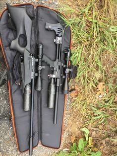 Unit idaman.... Weapons Guns, Airsoft Guns, Guns And Ammo, Air Rifle Hunting, Hunting Rifles, Battle Rifle, Submachine Gun, Custom Guns, Assault Rifle