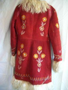 bohemian afghan jacket - Google-haku