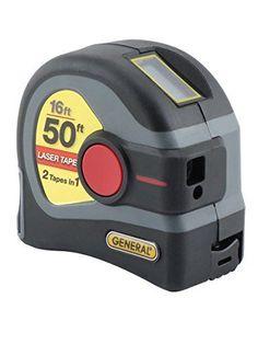 General Tools LTM1 2-in-1 Laser Tape Measure, 50' Laser M... https://www.amazon.com/dp/B06Y2L42M8/ref=cm_sw_r_pi_dp_x_o25dAbPSCQV9C