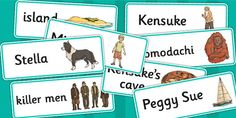 KS2 Stories Kensukes Kingdom Primary Resources - KS2 Stories Primary