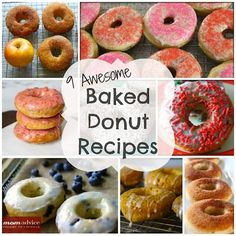 Baked Donut Recipes – Our Family's Favorite! - MomAdvice