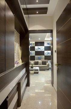Interior Designing Company In Mumbai Door Design Lobbies Flat