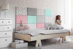 Pastelowy pokój dziecięcy - Made for Bed - HomeSquare