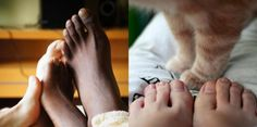 A photo a day · March '12 · Feet · Shenzhen-Getxo