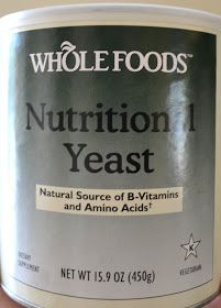 One Sweet Vegan: How to Use Nutritional Yeast