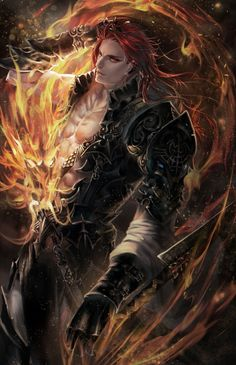 Increíble guerrero