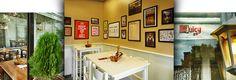 Steak and Burger Restaurant Burger Restaurant, Good Burger, Places To Eat, Steak, Gallery Wall, Home Decor, Decoration Home, Room Decor, Steaks