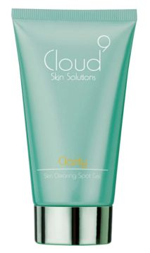 Louise Grace Ansell review of Clarity, skin clearing acne spot gel