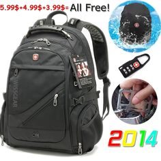 swiss gear backpack waterproof Backpack Tools