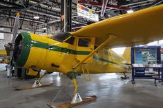 Canadian Bushplane Heritage Centre in Sault Ste. Marie Ontario