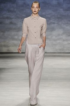 Bibhu Mohapatra Ready-to-wear Spring/Summer 2015|11