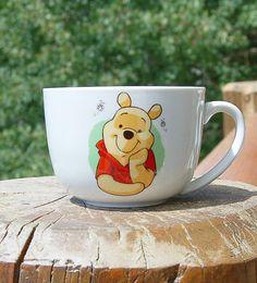 Vintage Winnie The Pooh Mug