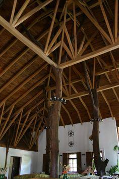 Zalaszentlászló - Faluház | Élőépítészet Budapest Hungary, My Heritage, Architects, Chandelier, Ceiling Lights, Home Decor, Candelabra, Decoration Home, Room Decor