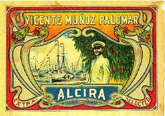 Naranjas Vicente Muñoz Palomar.  Alzira