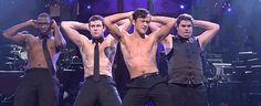 "Every GIF Of Joseph Gordon Levitt Doing ""Magic Mike"" That You Could Ever Possibly Need"