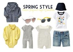 Spring Style for Baby Boys