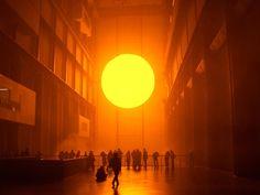 ... situation 2003 olafur eliasson berlin color sphere olafur eliasson