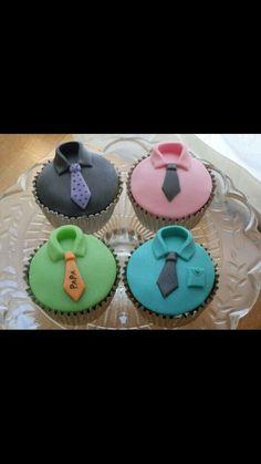 Vaderdags cupcake