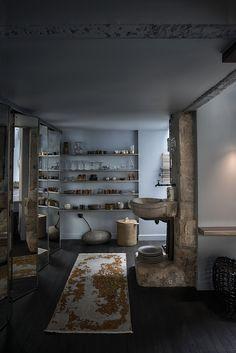 The new gallery apartment in Marais, Paris
