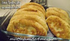 Mayalı Hamurdan Patatesli Yarımca Börek Tarifi | Yemek Tarifleri Sitesi - Oktay Usta - Harika ve Nefis Yemek Tarifleri