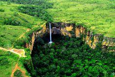chapada dos guimaraes national park, mato grosso, brasil