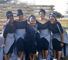 Trendy ideas on traditional african fashion 926 African Bridesmaid Dresses, African Wedding Dress, African Dress, African Weddings, Wedding Dresses, Setswana Traditional Dresses, Traditional African Clothing, Traditional Wedding, Latest African Styles