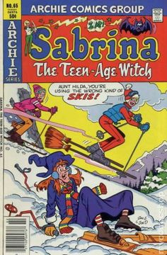 Sabrina the Teenage Witch #65