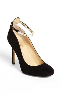 Love this shoe!  The Fresh Pump is an office to cocktails favorite. Available at #Nordstrom #IvankaTrump