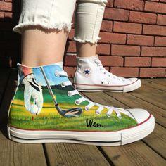 Die 92 besten Bilder zu painted converse | Converse, Schuhe