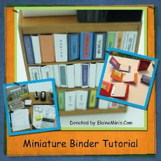 My Small Obsession: binder tutorial