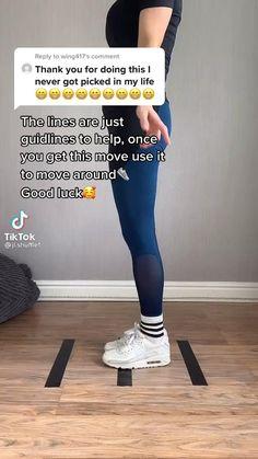 Hip Hop Dance Videos, Dance Workout Videos, Dancer Workout, Dance Choreography Videos, Gymnastics Workout, Cool Dance Moves, Dance Tips, Dance Lessons, How To Shuffle Dance